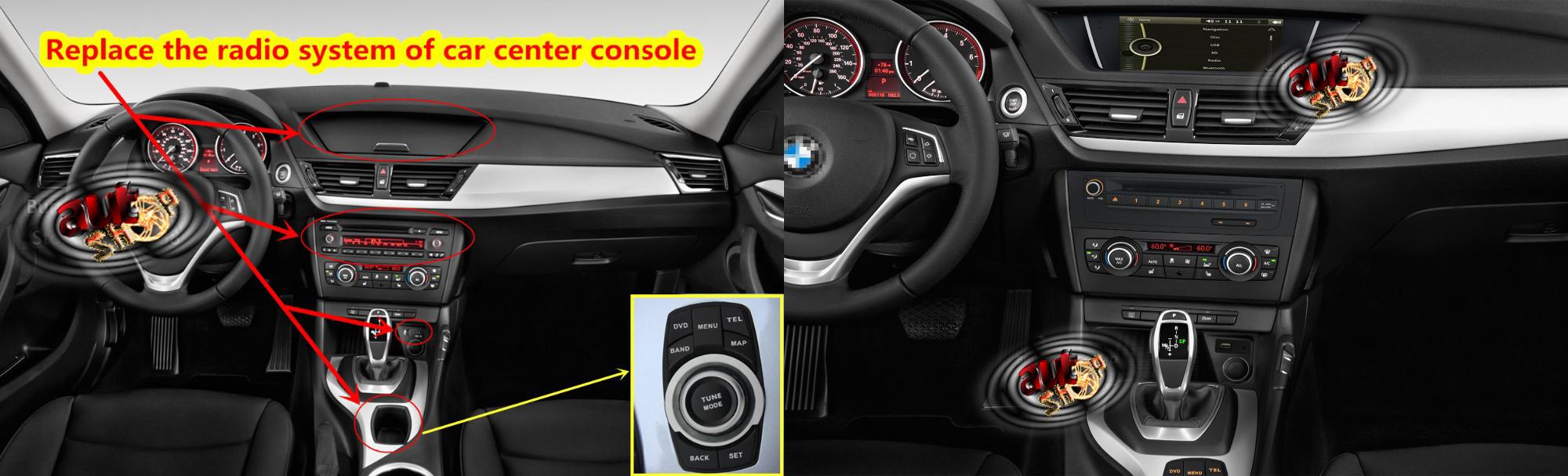 navigatie bmw x1 caraudiomarket