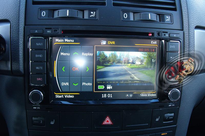 inregistrare dvr hd 6002 pentru monitorizare trafic