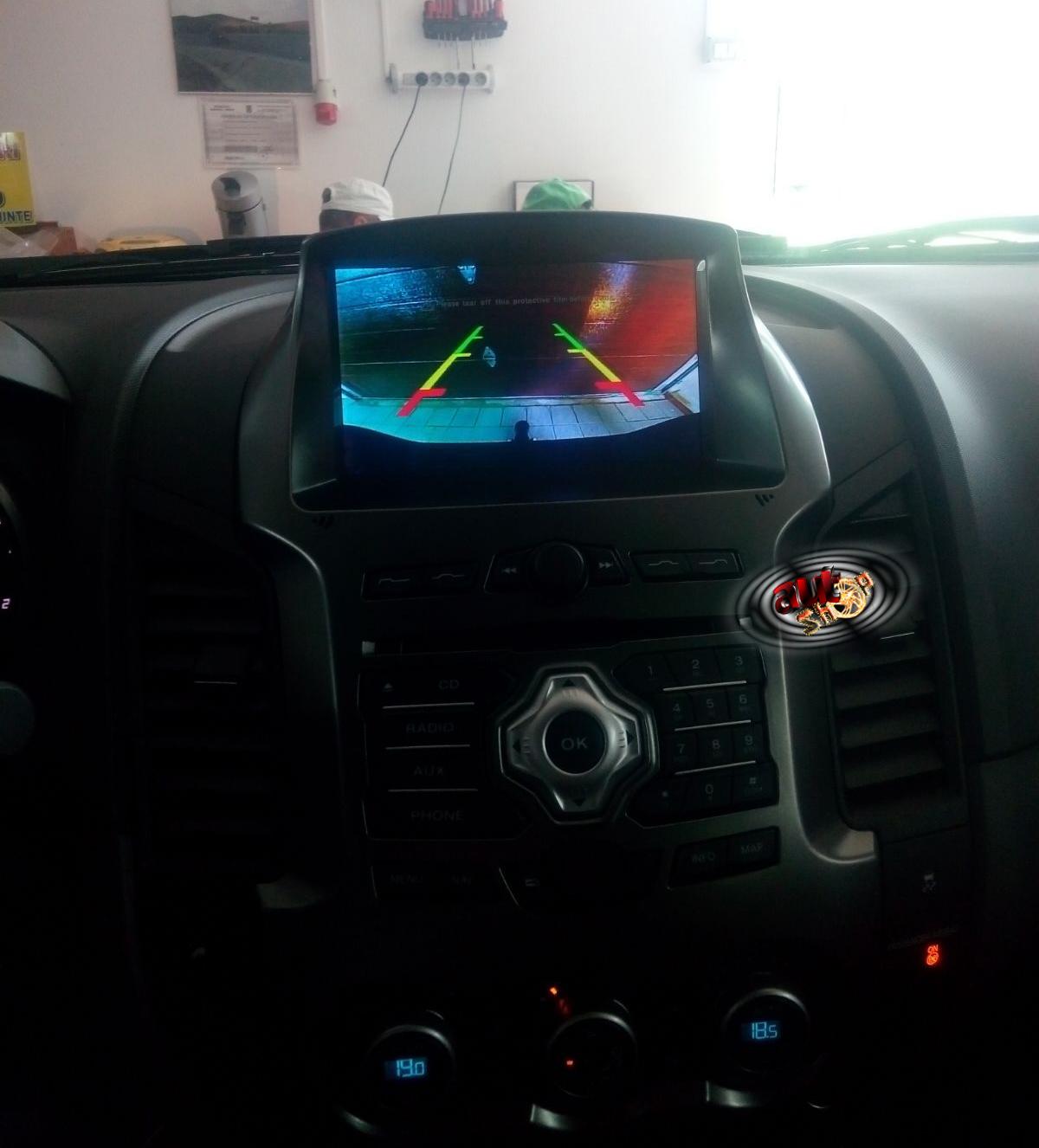 gps cu android pentru ford ranger cu acces internet wireless multimedia filme tv digital muzica caraudiomarket