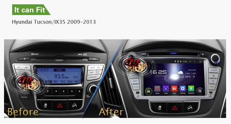 navigatie cu android hyundai ix35 2009 2010 2011 2012 2013 caraudiomarket