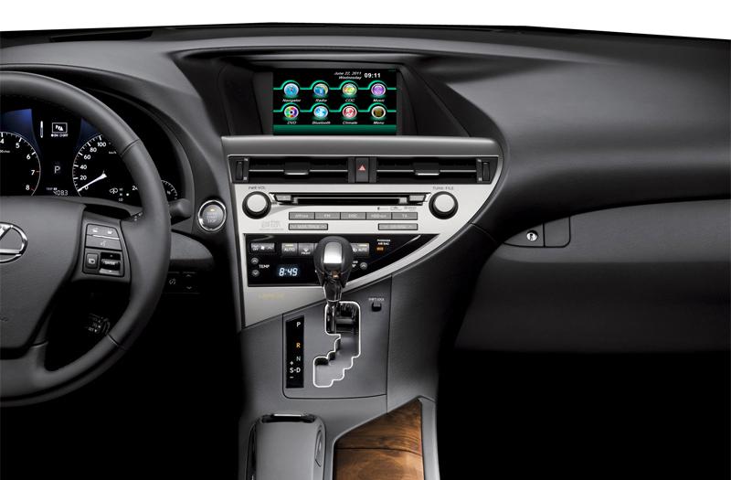 navigatie dedicata lexus rx350, dvd player lexus rx270 caraudiomarket