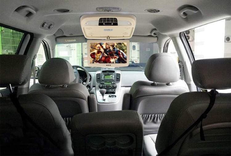 monitor auto de plafon cu jocuri muzica filme caraudiomarket craiova