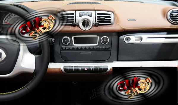 interior smart for two 2012 2013 2014 2015 caraudiomarket