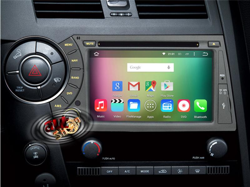 navigatie dedicata cu android ssangyong kyron actyon radio dvd bluetooth gps cu harti igo multimedia waze caraudiomarket