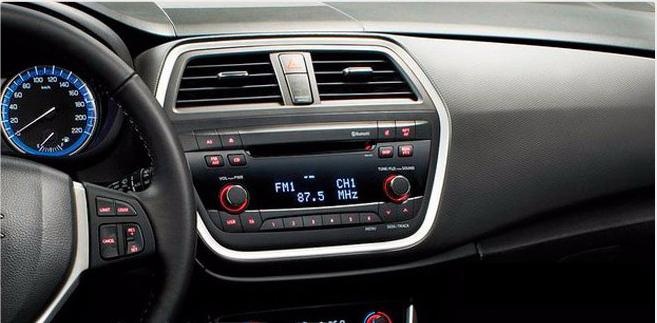 bord compatibil suzuki s-cross navigatie cu android bluetotoh internet harti gps igo waze multimedia caraudiomarket