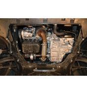 Scut metalic pentru motor si cutia de viteze Citroen C4 2004-2008