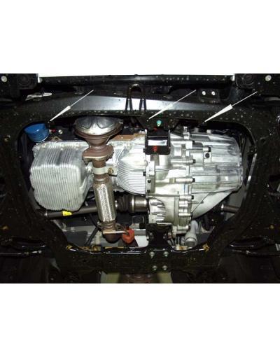 Scut metalic pentru motor si cutia de viteze Kia Ceed  fab.2007-