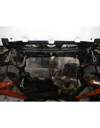 Scut motor metalic Mercedes A-classe W168 1997-2004
