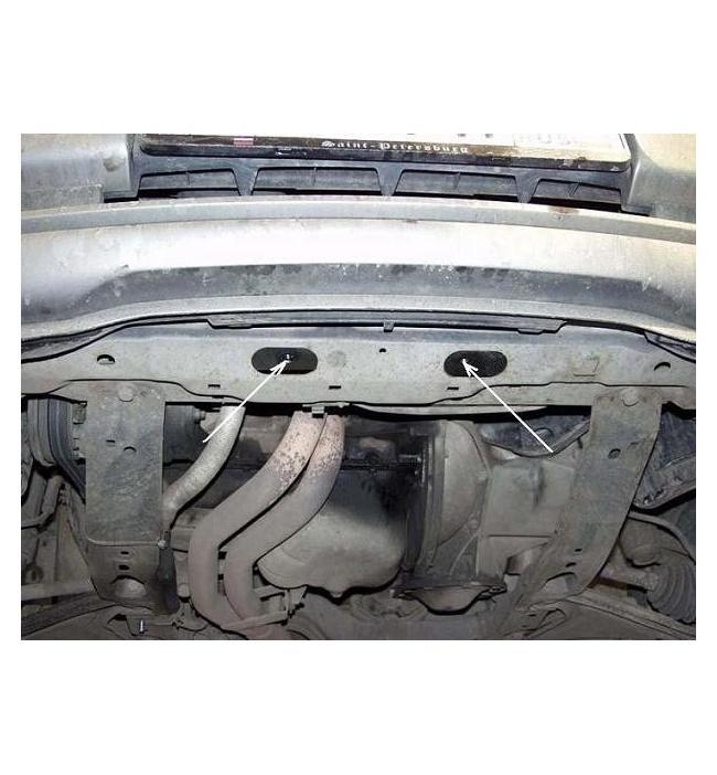 Scut motor metalic Opel Astra F 1991-1996