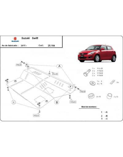 Suzuki Swift III 2010-