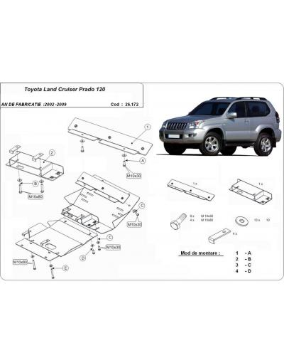 Toyota Land Cruiser 2005-