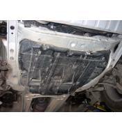 Scut metalic pentru motor si cutia de vitezeze Volvo V40 fabricat intre anii 1997-2004.