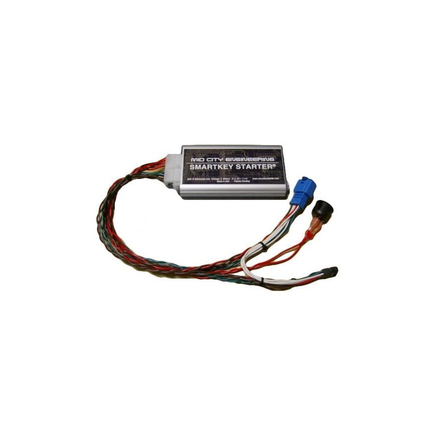 Smart Key Starter - Sistem de confort cu pornirea motorului din telecomanda compatibil cu majoritatea modelelor Mercedes