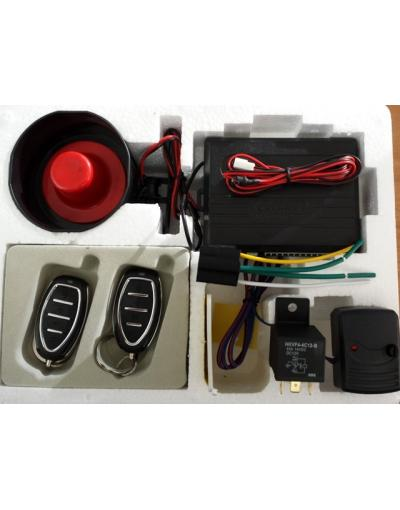 Alarma auto ART 50 cheie briceag 095