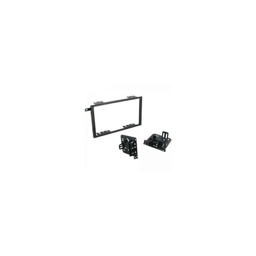kit rama 1DIN Hummer H2
