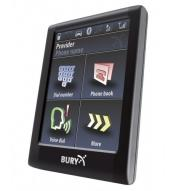 Car Kit Bury CC 9068 - Comanda vocala Bluetooth Ecran touchscreen detasabil Multipoint Incarcare telefon mobil