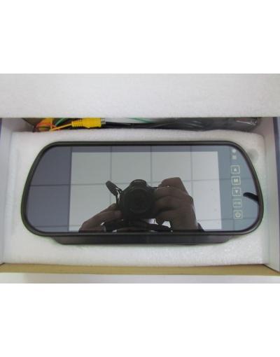 Oglinda retrovizoare cu ecran de 7 inch