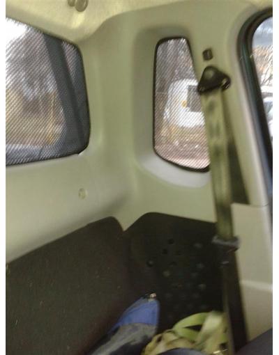Perdele interior Dacia Logan MCV 2006 - 2012