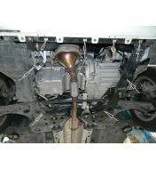 Scut metalic pentru motor si cutia de viteze Chevrolet Aveo dupa 2011.
