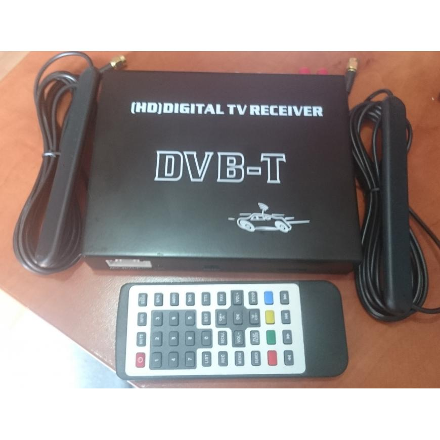Unitate HD DVB-T Receptor TV Digital