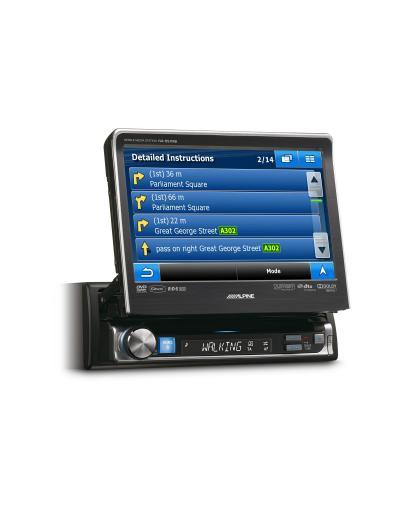 Unitate 1Din DVD Player Alpine