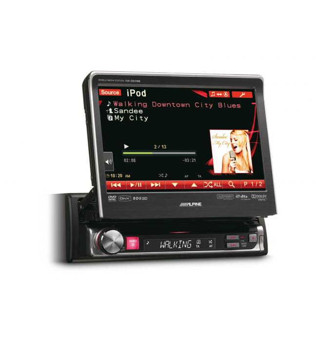 Unitate 1Din DVD Player Alpine