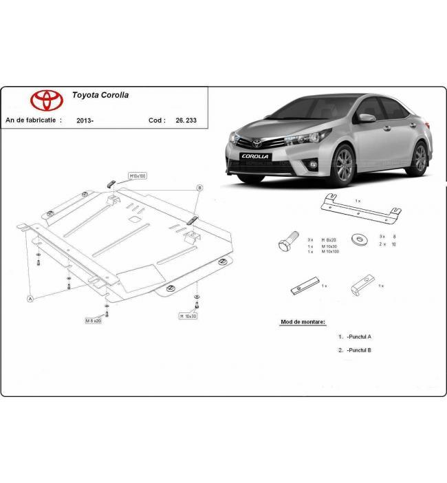 Toyota Corolla 2002-2007