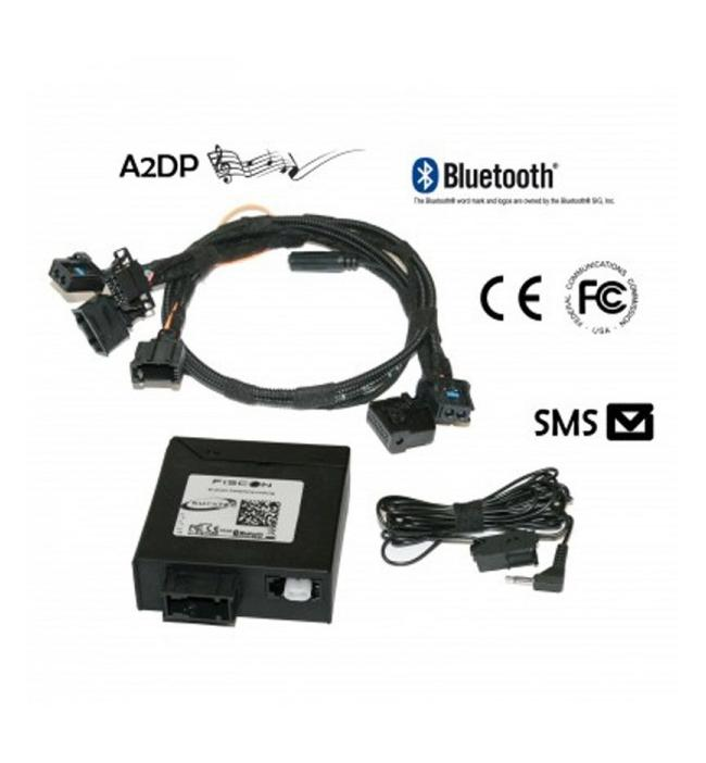 Interfata bluetooth Audi versiunea MMI 2G Basic si High
