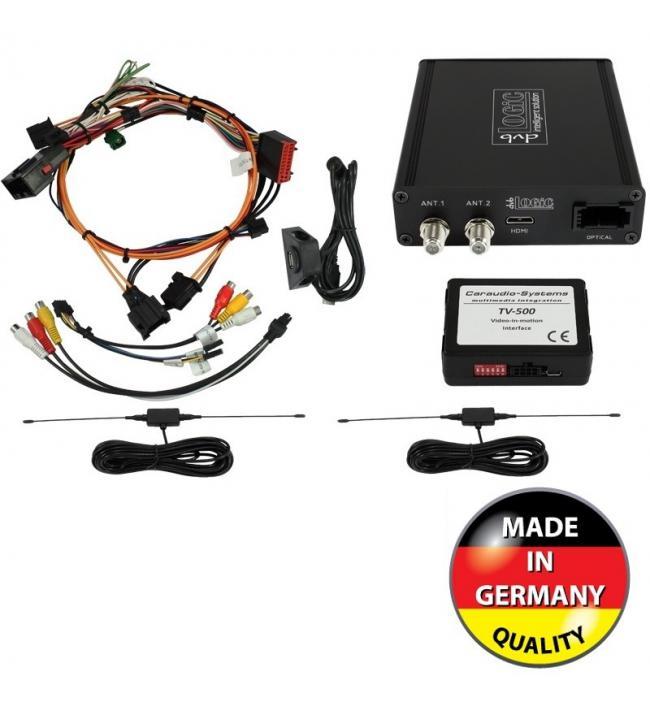 Pachet Multimedia All-in-one USB Player TV HD MKV Land rover Range Rover LR