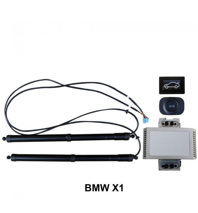Sistem ridicare si inchidere portbagaj BMW X1 din buton si cheie