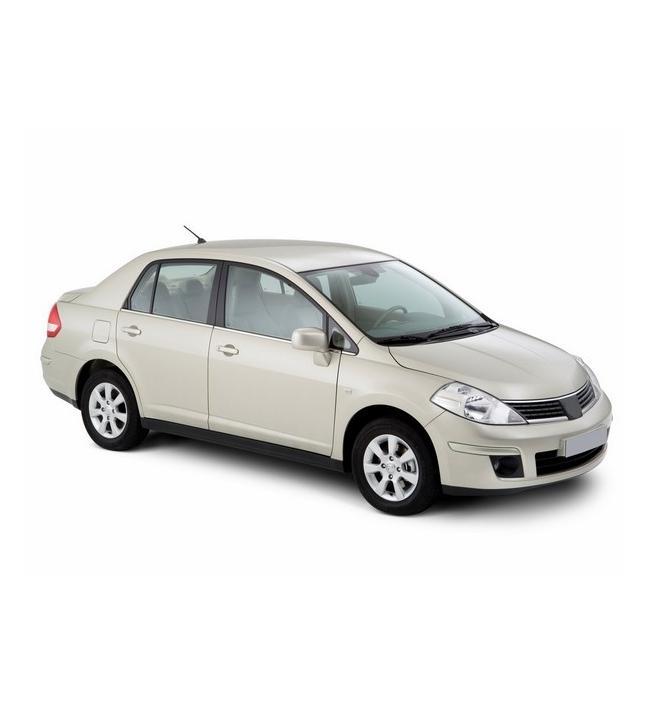 Perdele interior Nissan Tiida 2004-2012 sedan