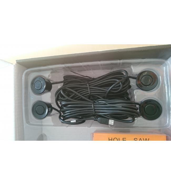 Senzori de parcare video si audio universali