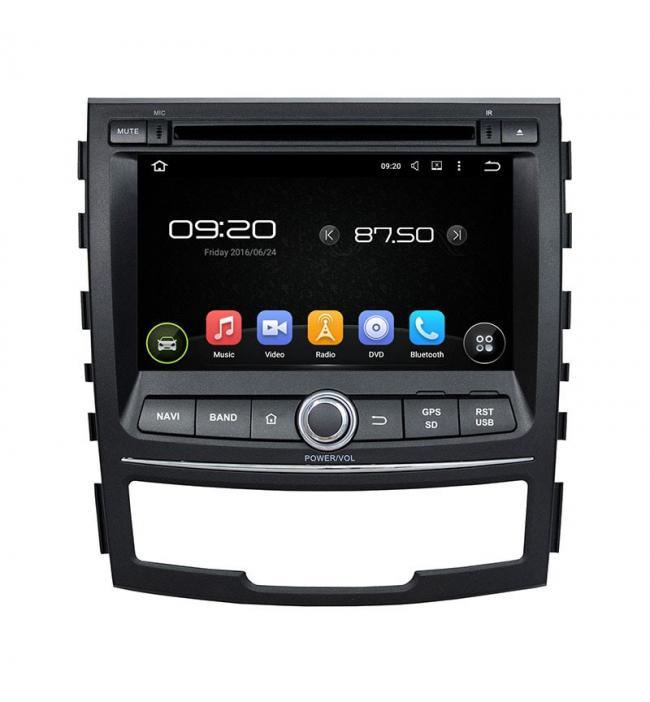 Sistem GPS Skoda Octavia 2013 cu Android 4.2