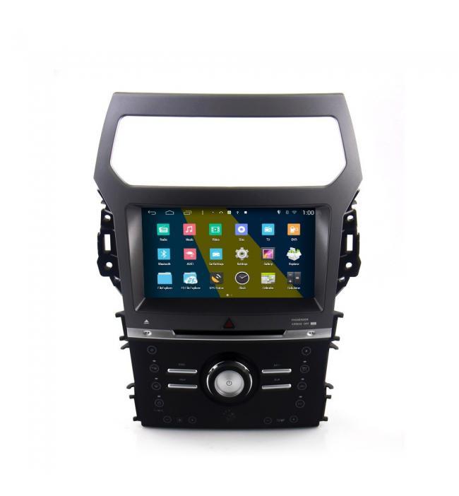 DVD Navigatie dedicata Ford Explorer 2011 2012 2013 2014 2015 2016 cu Android