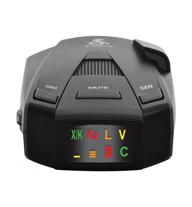 Detector de radar portabil Cobra RAD 250