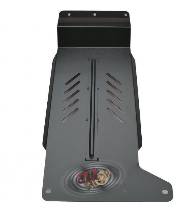 Scut radiator + motor Ford Ranger 2011