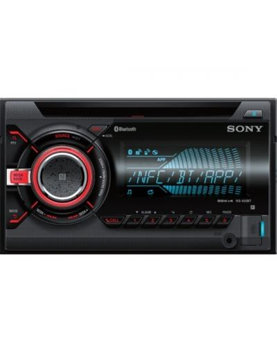 Sony WX-GT90BT.EUR - CD MP3 player auto 2DIN