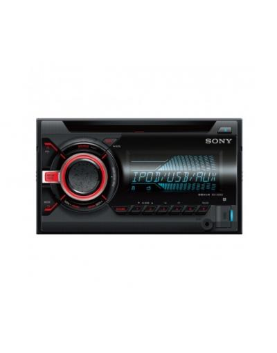 Sony CDXG2001UI - CD/MP3 player auto 1 DIN
