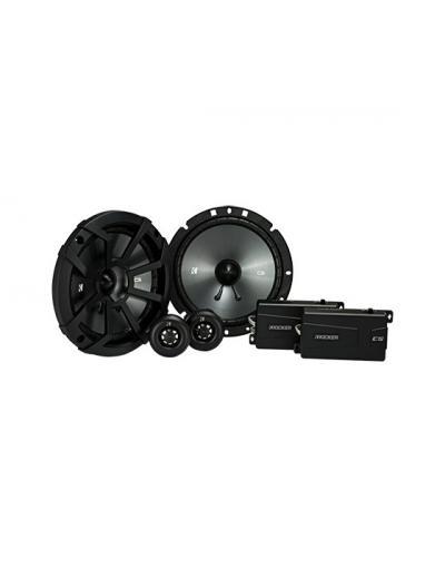 Kicker 40CSS654 - Difuzoare pe componente Seria CS Diametru17 cm, Putere 300W/100W