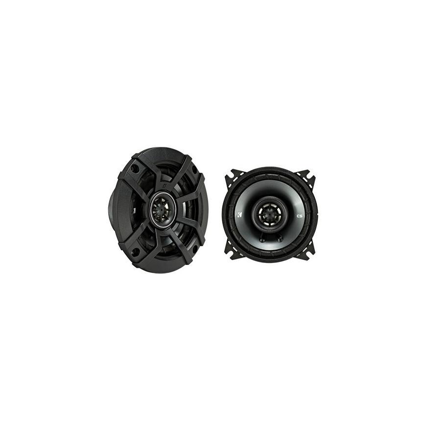 KICKER DS40 Seria DS Difuzoare coaxiale 50W 4'' (10 cm)