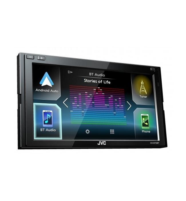 JVC KW-V40BTE - Monitor cu panou tactil WVGA 7''