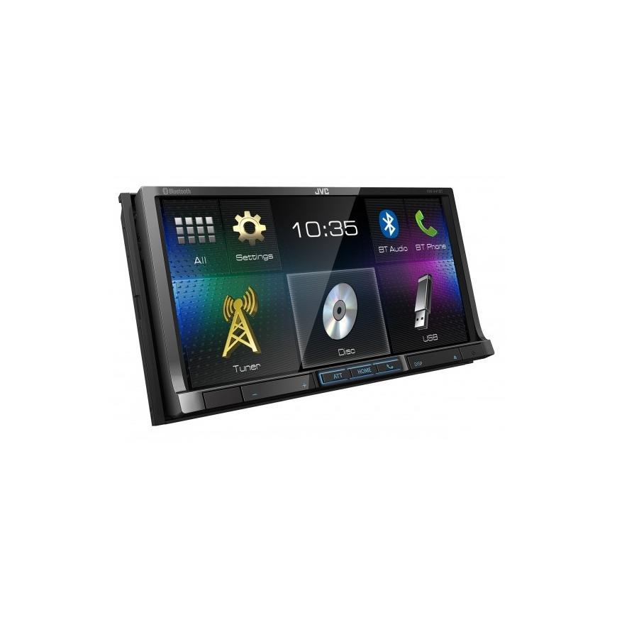 JVC KW-V50BTE - Monitor cu panou tactil WVGA 7''