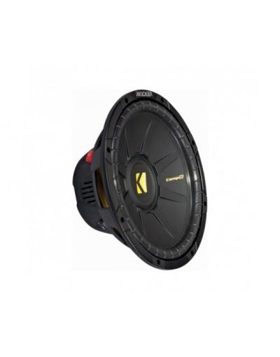 KICKER VCVR12 Seria COMPVR Subwoofer in incinta Single 12 inch 2 ohm, Putere 400W / 800W