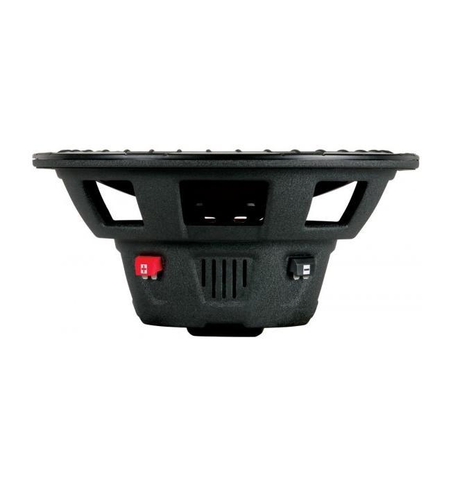KICKER VCVR12 Seria COMPVR Subwoofer in incinta Single 12 inch 2 ohm, Putere 400W / 800W