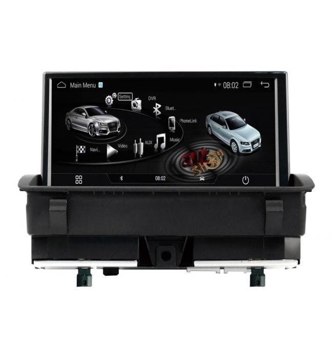Navigatie Audi A4/ S4/ RS4 (B8)/ A5/ Q5 2009-2015 cu sistem Android
