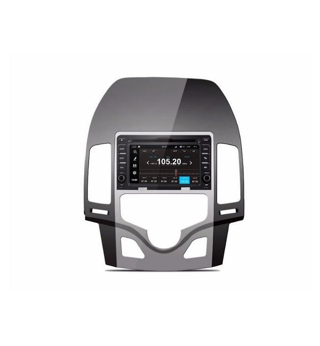 Navigatie Interfata Dedicata pentru Hyundai I30, cadru de aer automat sau manual