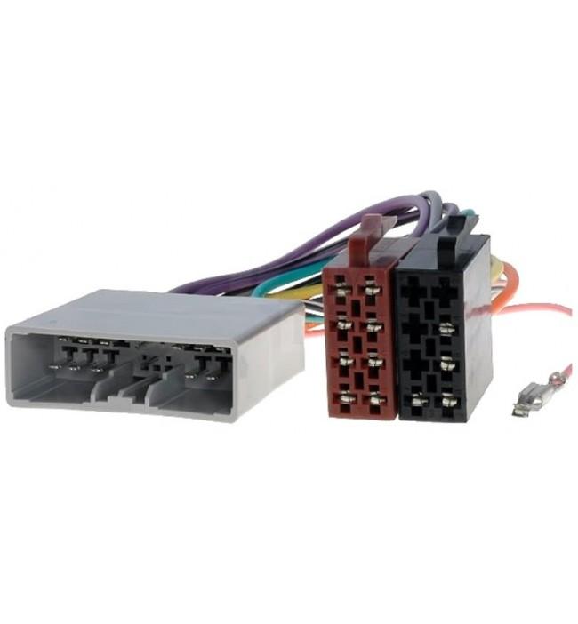 Conector adaptor de la ISO pentru Citroën, Honda, Mitsubishi, Peugeot
