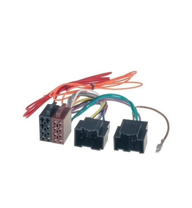 Conector adaptor de la ISO pentru Chevrolet, Saab