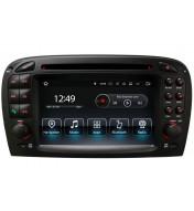 Navigatie Interfata Dedicata Mercedes-Benz SL R230(2001-2004)