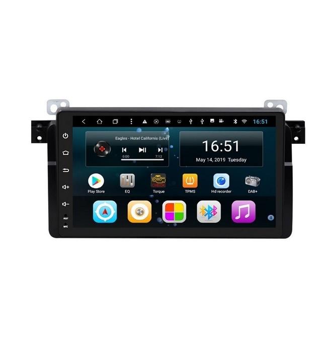 Sistem navigatie cu Android pentru bmw e46